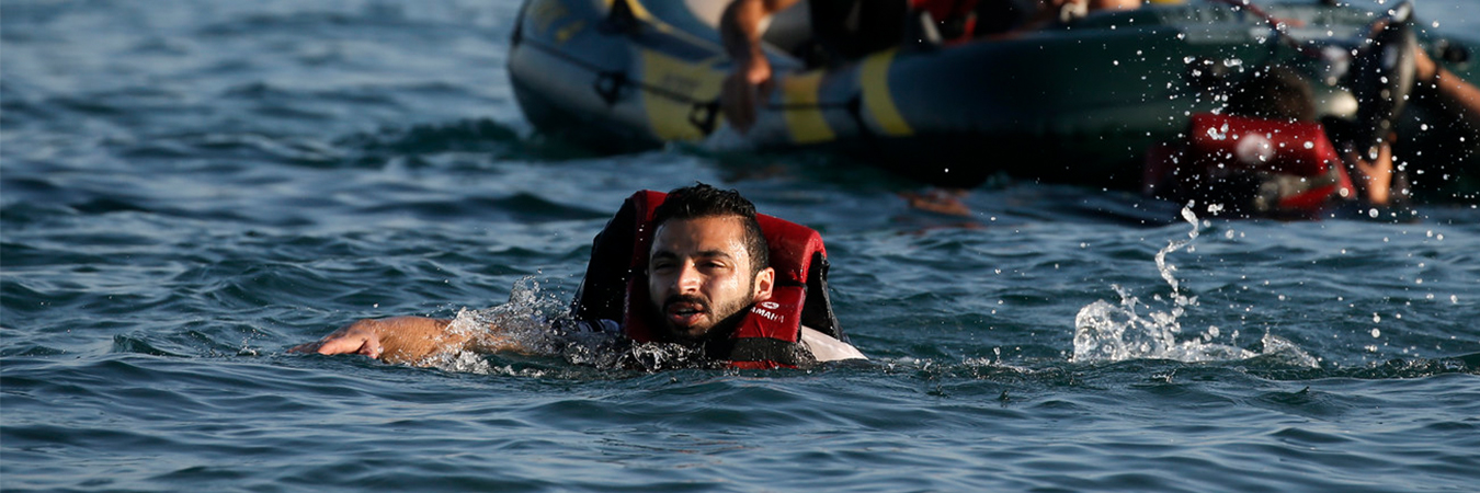 First 100 Days in 2018: Migrants drop in number while deaths persist