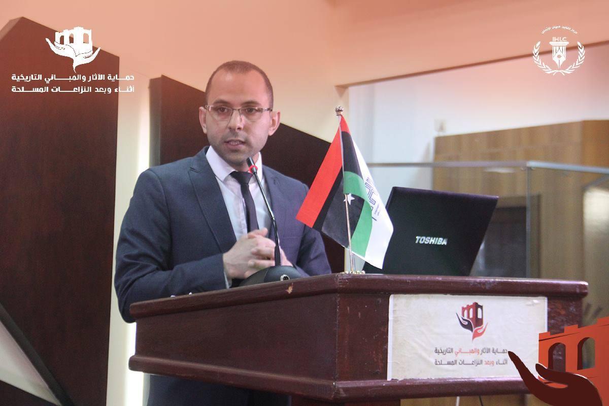 Libye: Euro-Med participe à une conférence internationale sur la protection des antiquités