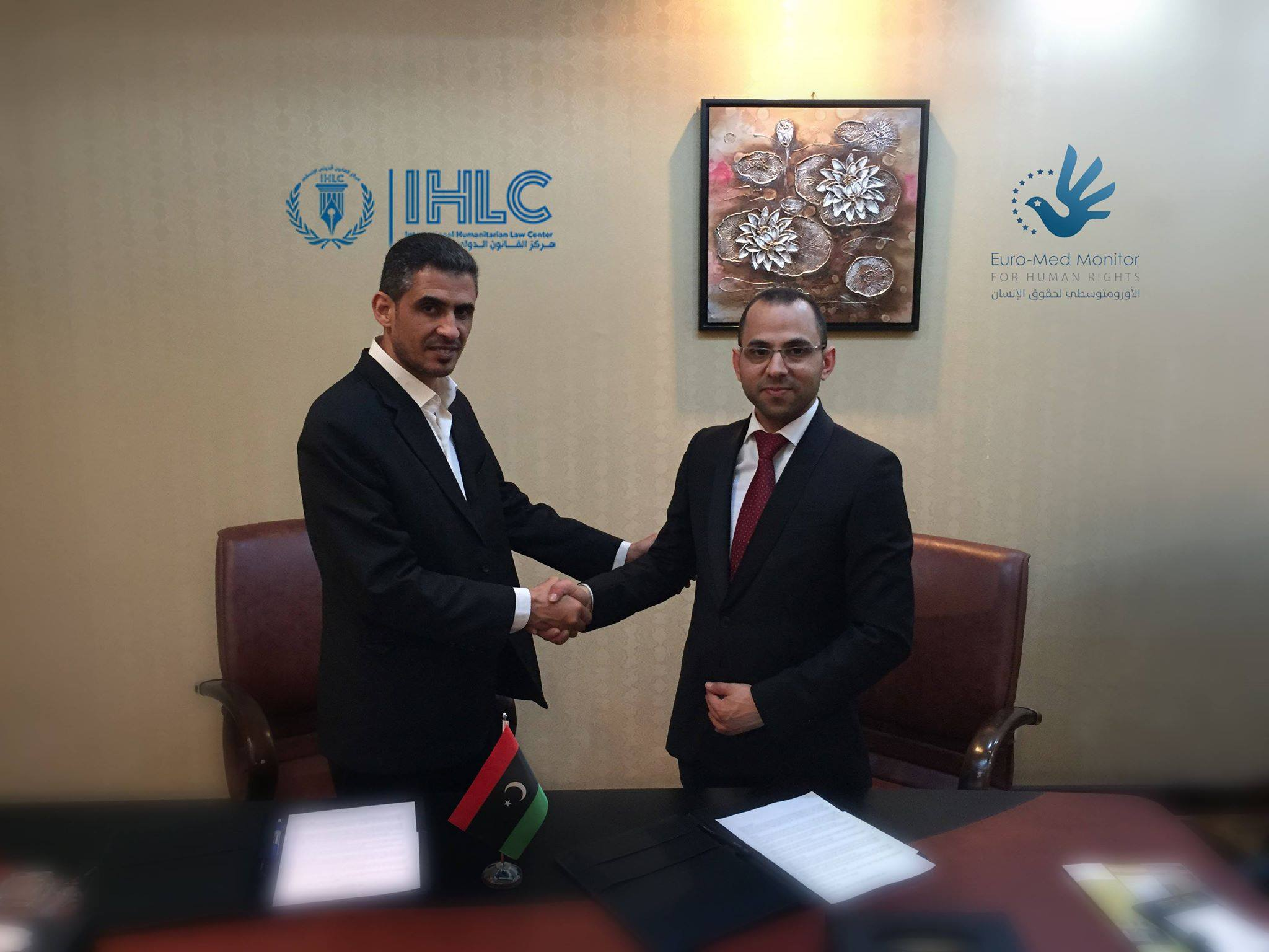 Libya: New regional office opened and a memorandum of understanding signed to launch projects