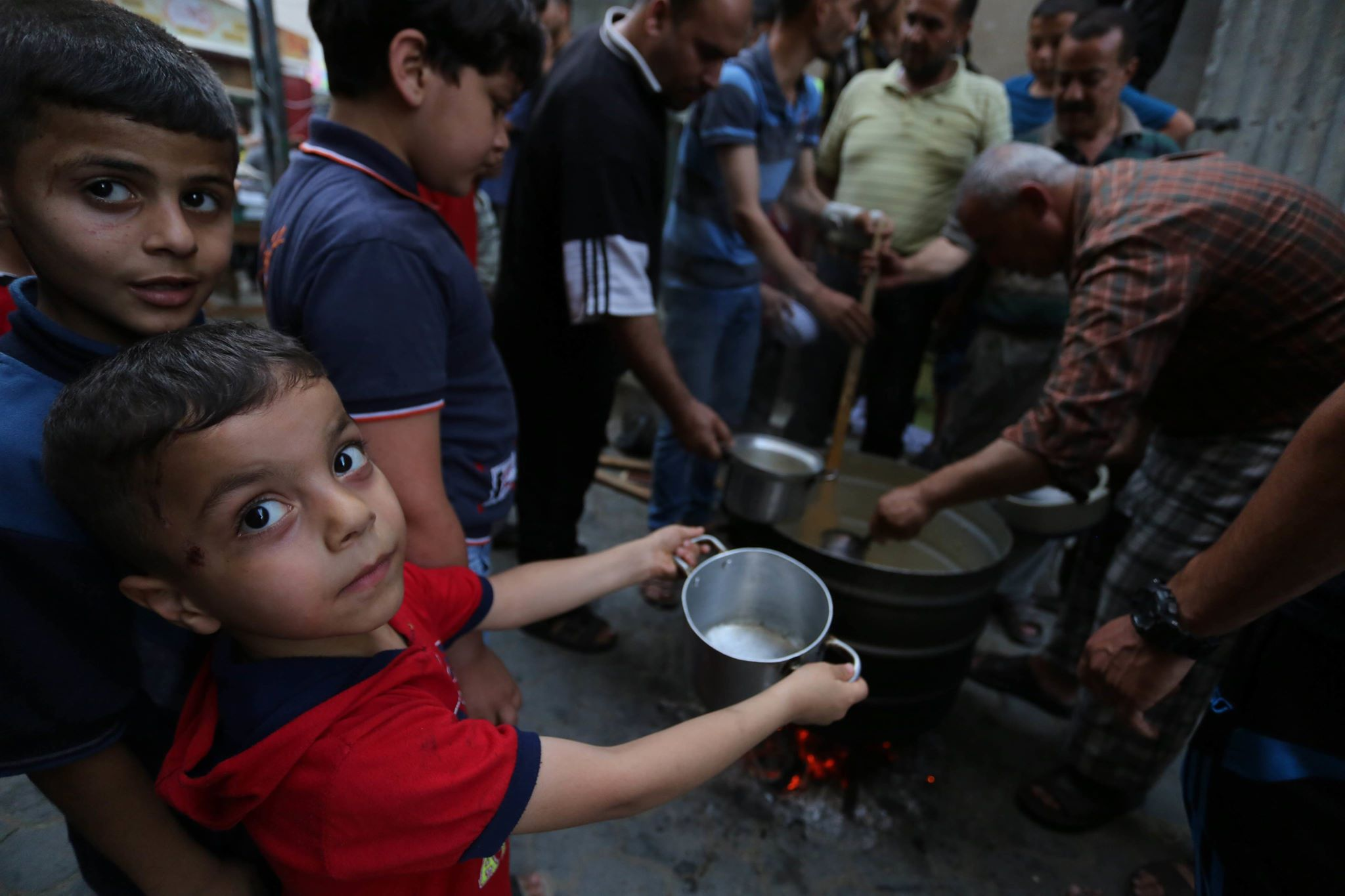 Two thirds of households are food insecure: Euro-Med calls for declaring Gaza a disaster area