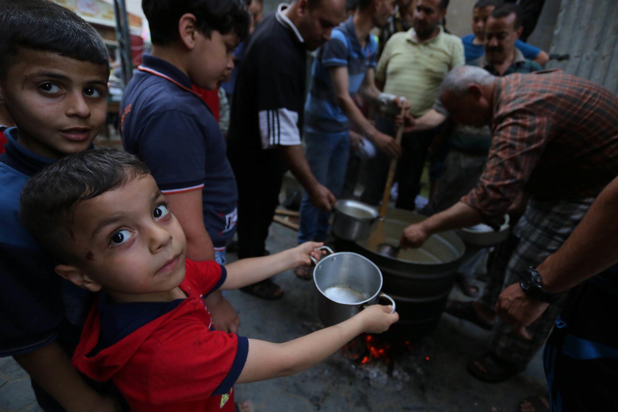 Deux tiers des ménages sont en situation d'insécurité alimentaire, Euro-Med appelle à déclarer Gaza une zone sinistrée