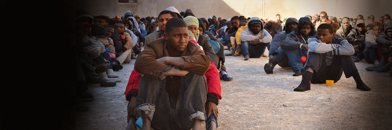 Euro-Med and IHLC reveal: African migrants face death following deportation, torture and targeting by military force in Libya and Algeria