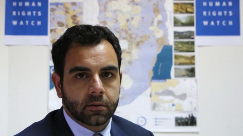 Israël: La déportation du directeur de Human Rights Watch fait partie d'une politique systématique de répression visant le travail des droits de l'homme