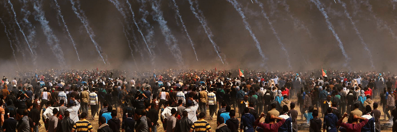 New Euro-Med report warns against Israel's use of explosive bullets to disperse tomorrow's Gaza fence protest