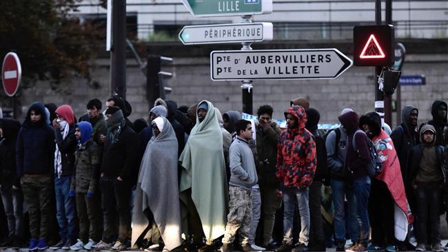 الأورومتوسطي يشيد بخطوات لفرنسا والسويد تجاه المهاجرين ويدعو للبناء عليها