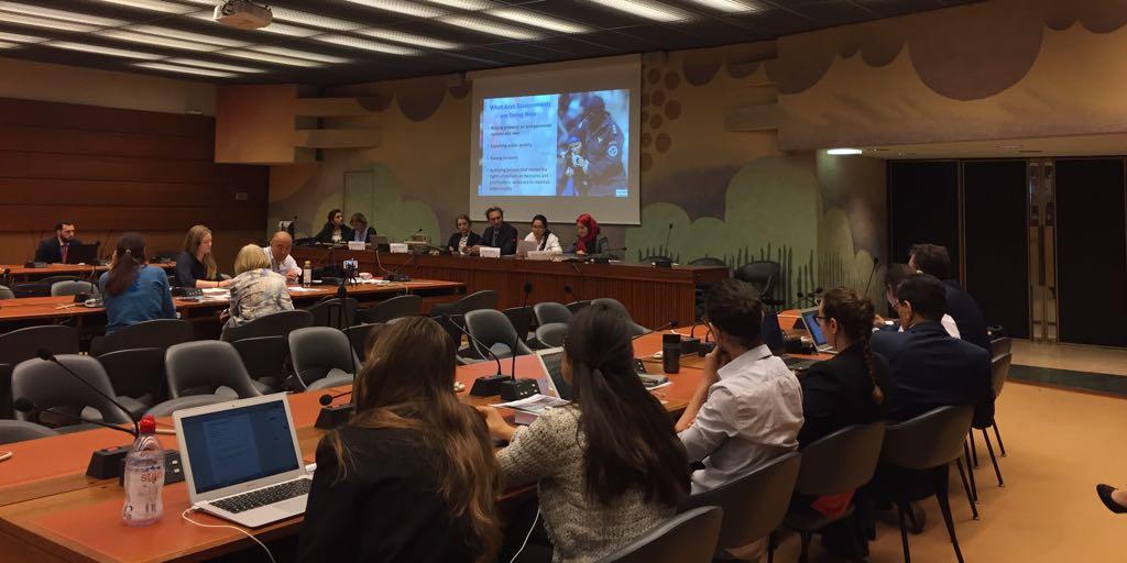 الأورومتوسطي ينظم ندوة حول حالة حقوق الإنسان في الخليج العربي على هامش الدورة 38 لمجلس حقوق الإنسان