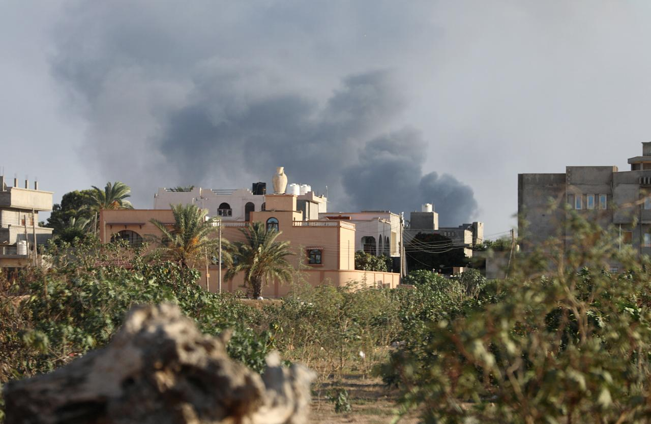 Libya: Conflicting parties must stop fighting in Tripoli, neutralize civilians