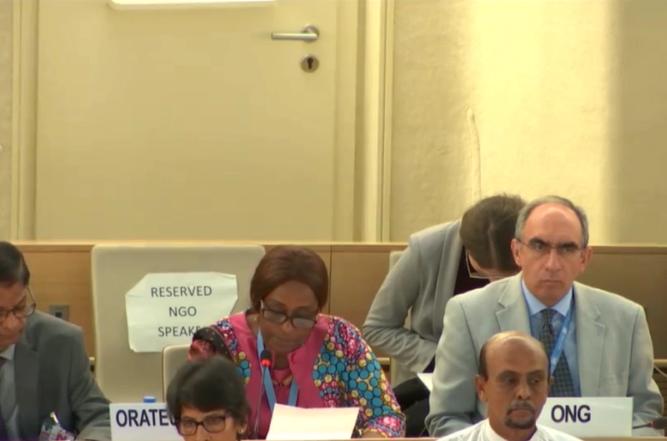في كلمة له أمام مجلس حقوق الإنسان.. الأورومتوسطي يدعو حكومات الإمارات والبحرين للتوقف عن قمع واعتقال النشطاء الحقوقيين والسياسيين