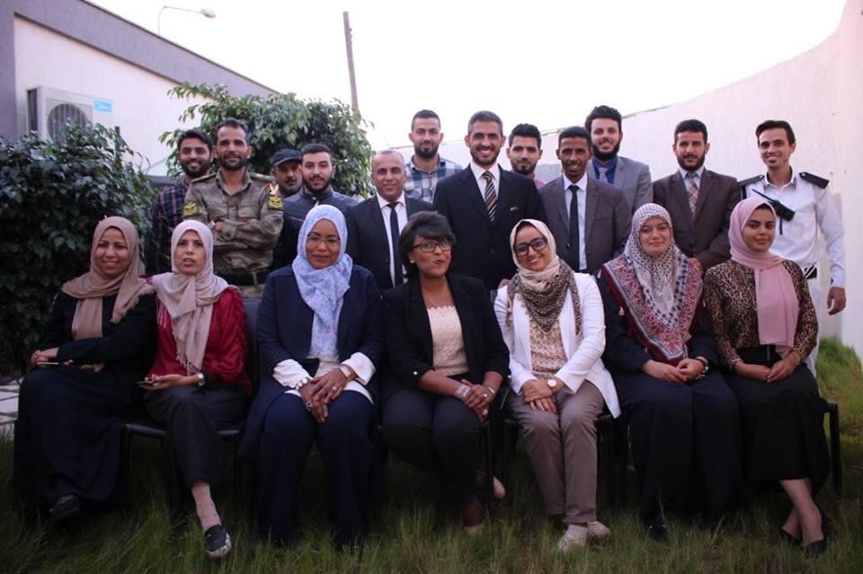 ليبيا: اختتام الدورة التدريبية الأولى في أحكام القانون الدولي الإنساني
