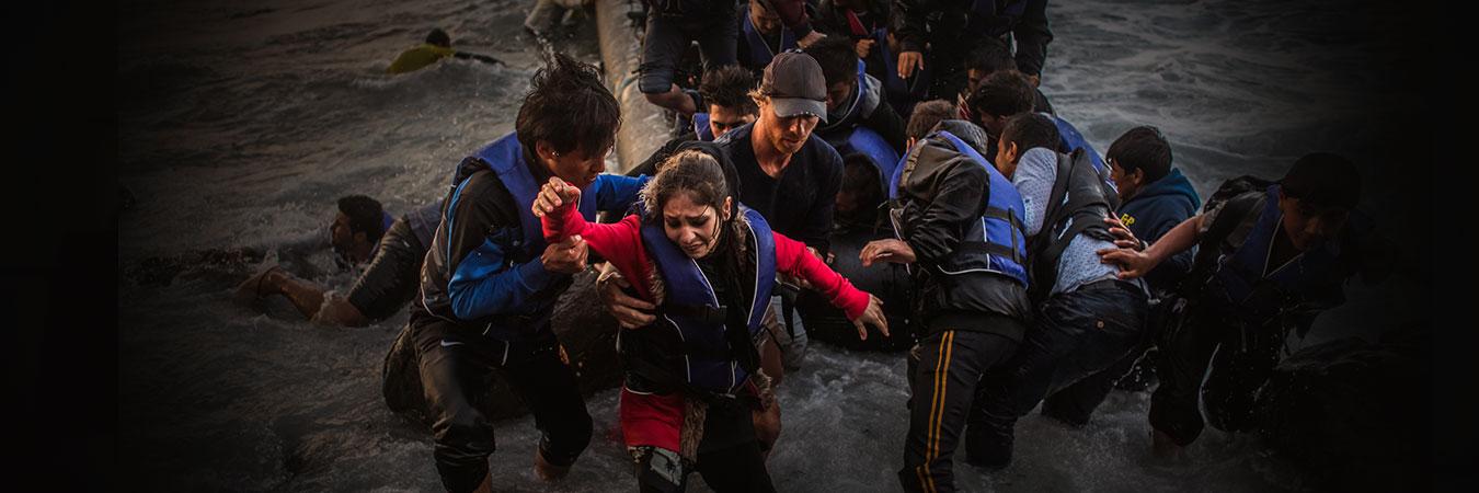 الأورومتوسطي: 2018 عام خذلان أوروبا للمهاجرين والغرقى في البحر المتوسط