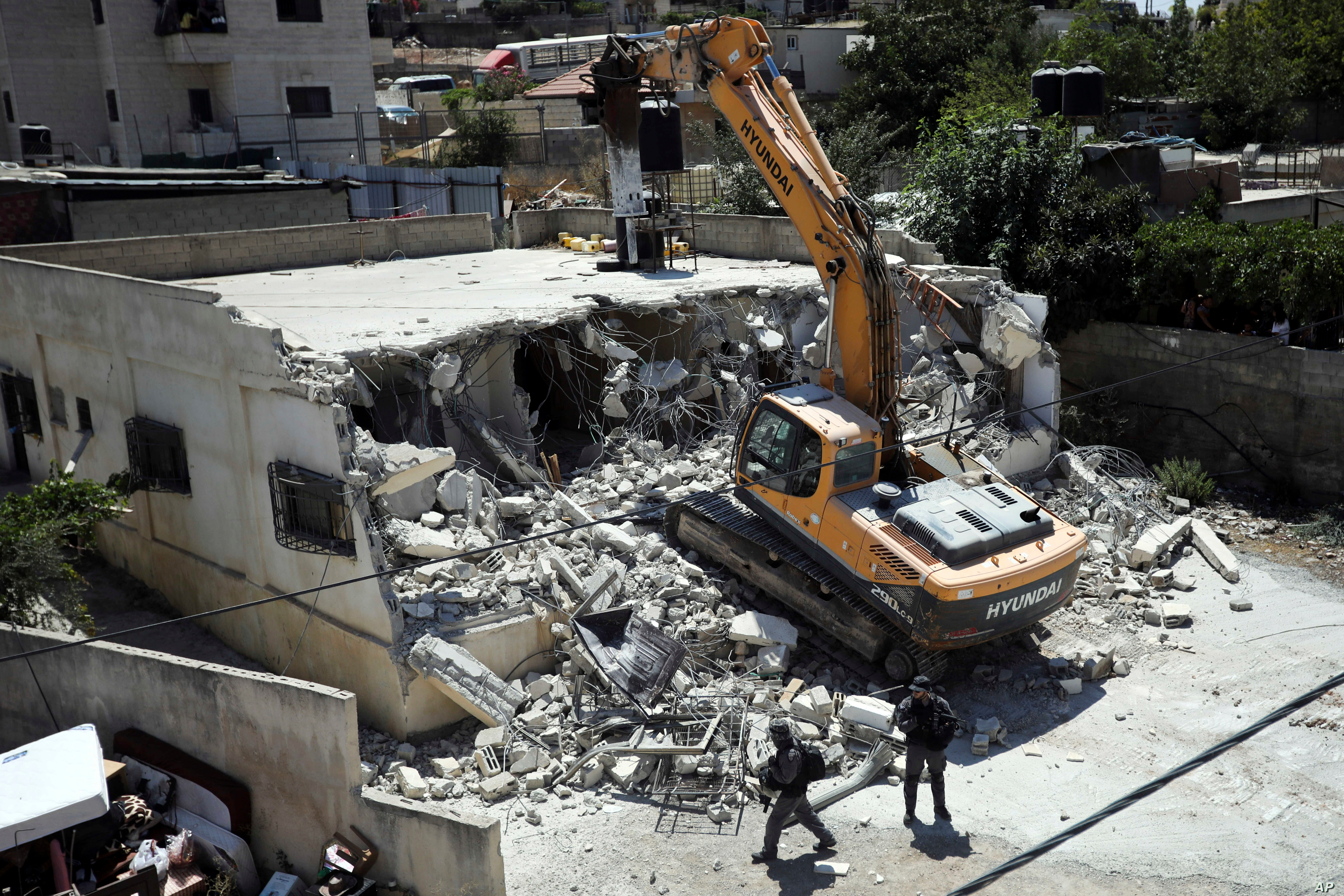 Violated Rights: A new report documenting Israel's perpetual human rights abuses of Palestinian rights in East Jerusalem