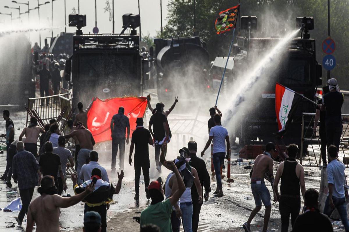 ثلث الضحايا قضوا قنصًا..الأورومتوسطي: نشر الأمن العراقي للقناصة يعكس قرارًا مسبقًا بارتكاب عمليات قتل خارج نطاق القانون