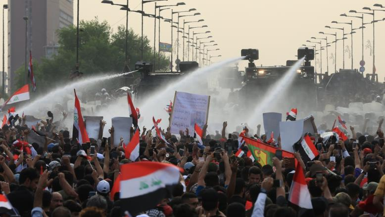 Euro-Med: Iraqi government is responsible for killing protesters, parliament should play an active role in the crisis