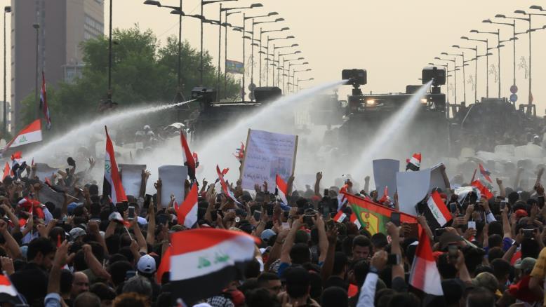 Euro-Med : Le gouvernement irakien est responsable de l'assassinat des manifestants, le Parlement doit prendre une part plus active dans la crise