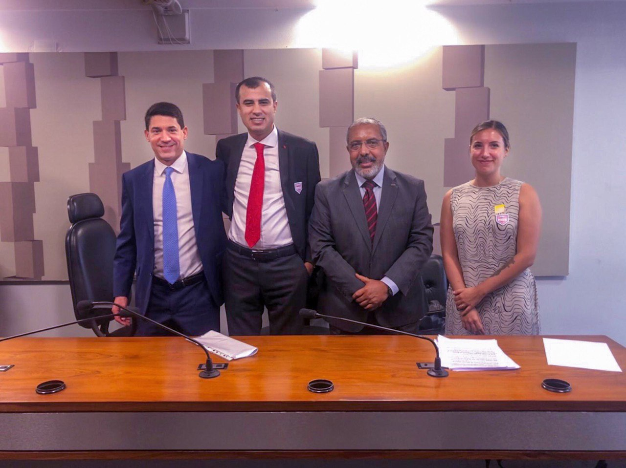 Euro-Med Discusses Human Rights in the Middle East at Brazilian Parliament