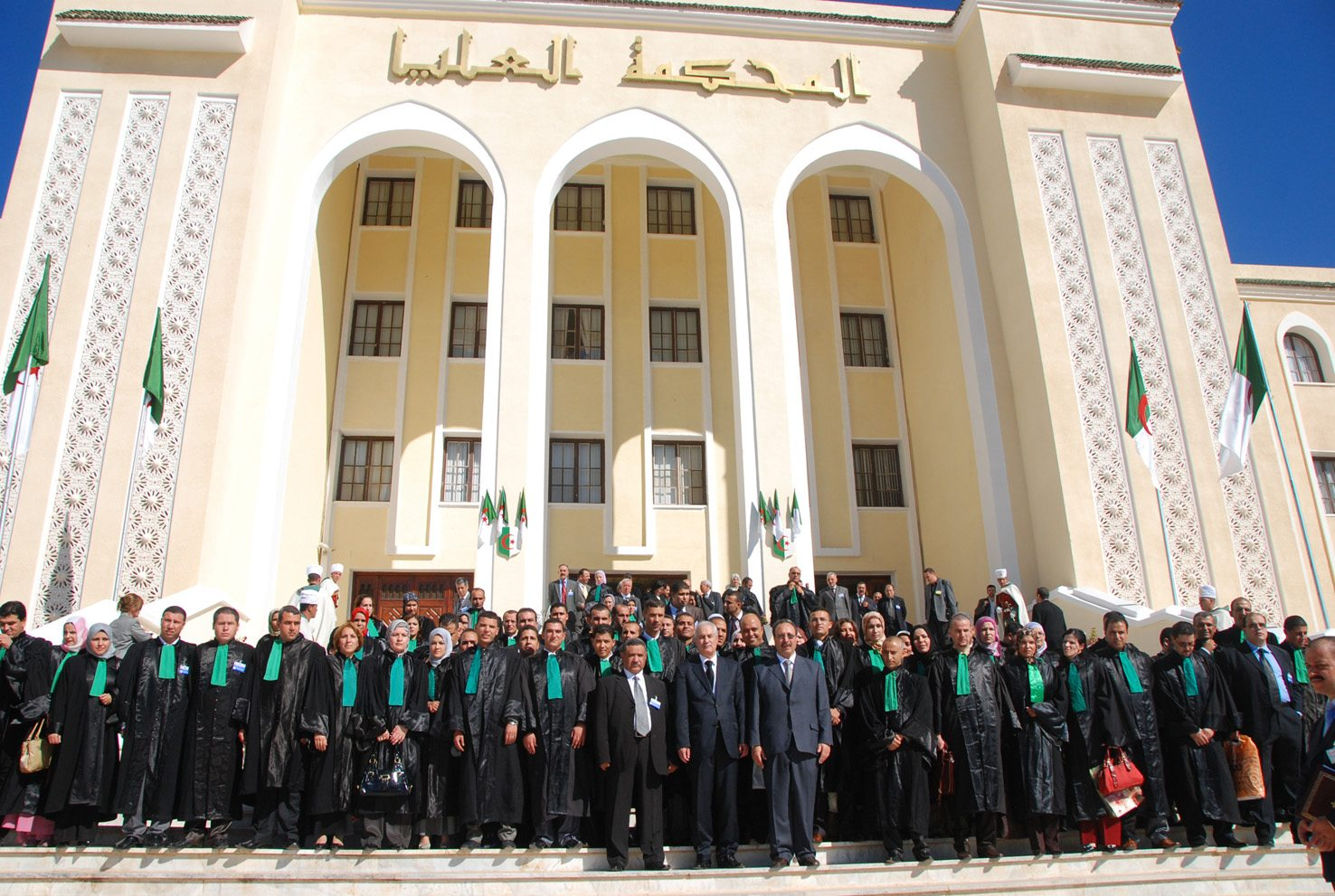 Algerian security assault on judges is a dangerous precedent