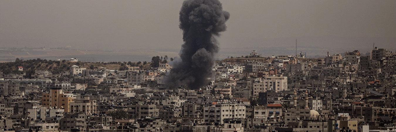 Continuing Israeli attacks in Gaza will result in more crimes against Palestinian civilians