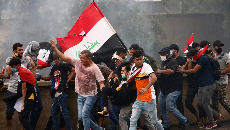 Euro-Med lance une campagne de plaidoyer pour mettre fin à l'effusion de sang contre les manifestants pacifiques en Irak
