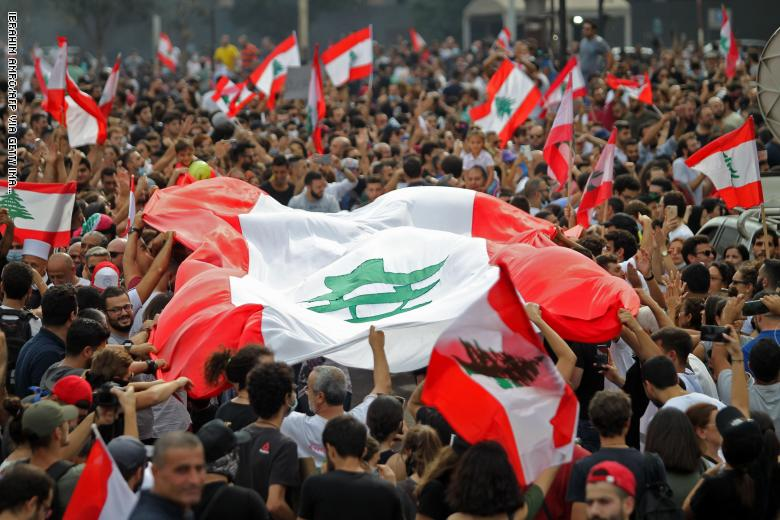 Euro-Med Monitor expresses its concern over increasing incitement against Lebanese protesters