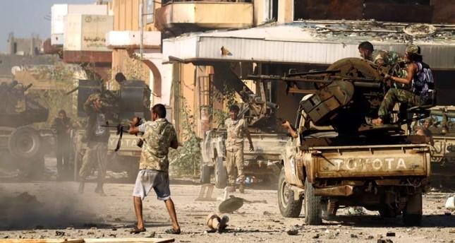 Euro-Med salue la déclaration du Parlement européen sur la Libye et appelle à une intensification d'action