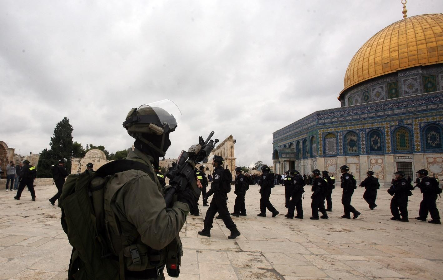 Euro-Med sends letter to UN, EU warning against Israel's closure of Al-Aqsa Mosque