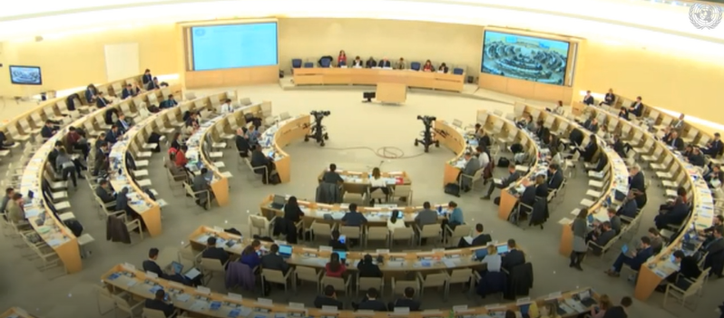 At HRC: Euro-Med calls for an independent investigation into rape in southern Sudan
