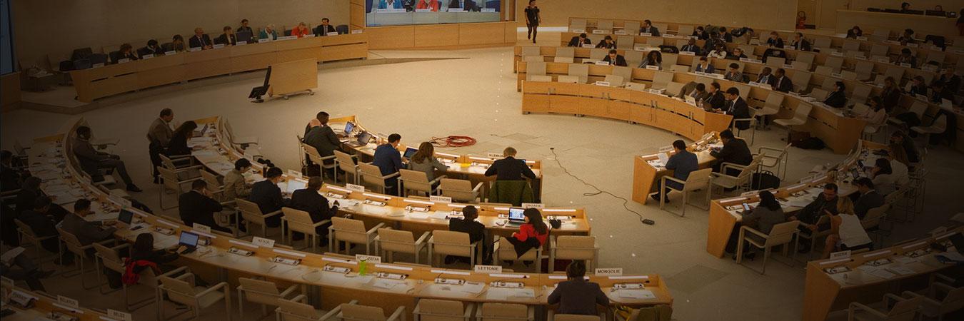 في بيان شفوي أمام مجلس حقوق الإنسان.. الأورومتوسطي يدعو لإجراء تحقيق مستقل في جرائم الاغتصاب بجنوب السودان