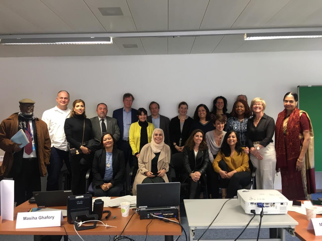 Euro-Med takes part in OHCHR international experts meeting on women's rights