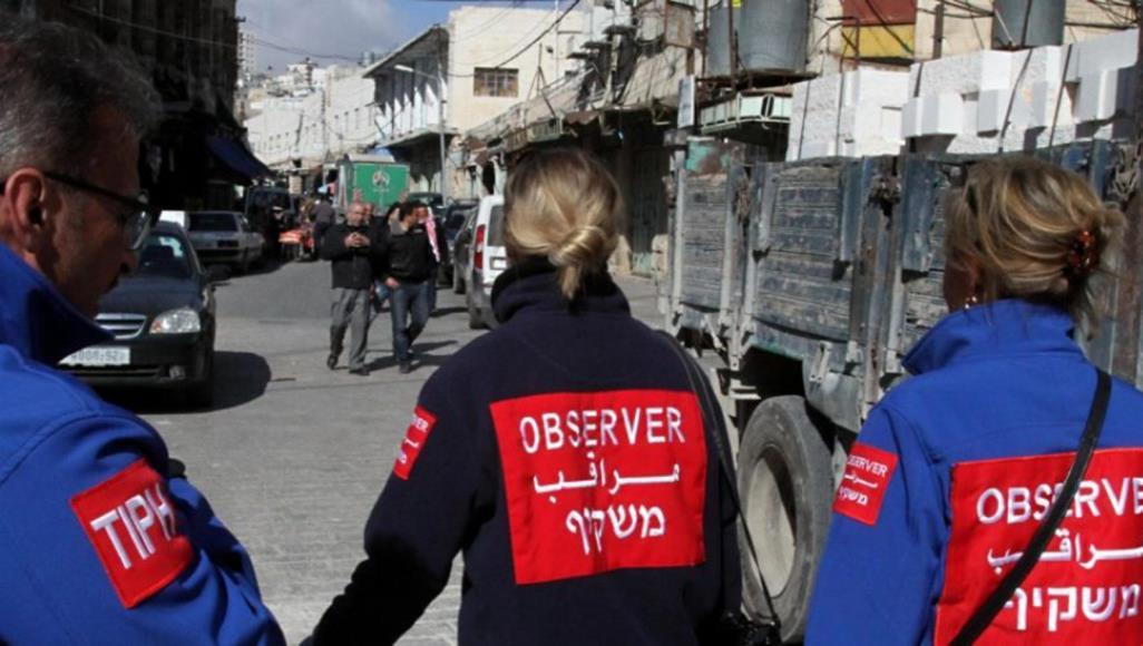 Communiqué de presse: De nombreuses organisations et missions internationales ont cessé leurs travaux à Hébron-Cisjordanie à cause du harcèlement par Israël