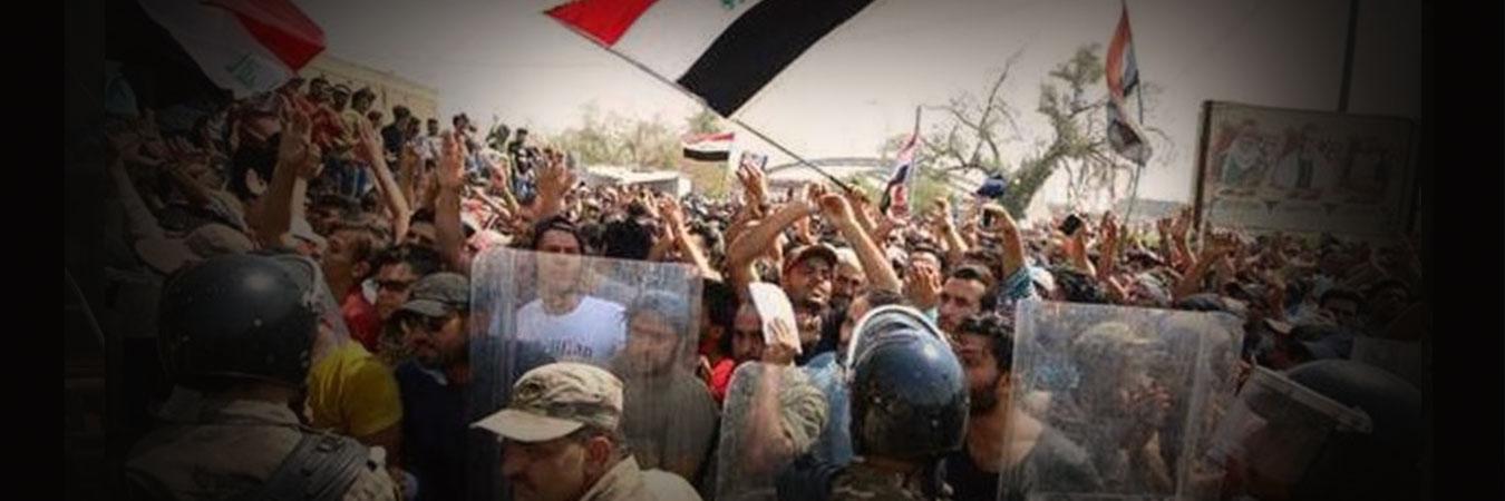 Euro-Med surveille l'enlèvement d'un universitaire à Basra dans le cadre des attaques croissantes contre les militants pacifiques