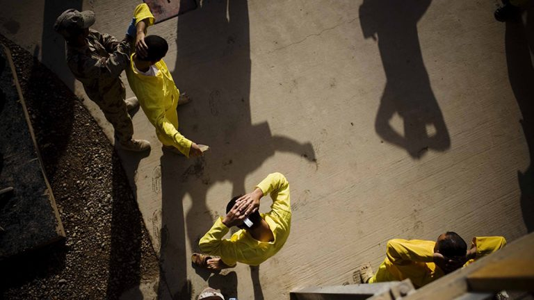 Testimonies from the Taji prison in Iraq reveal horrific abuses