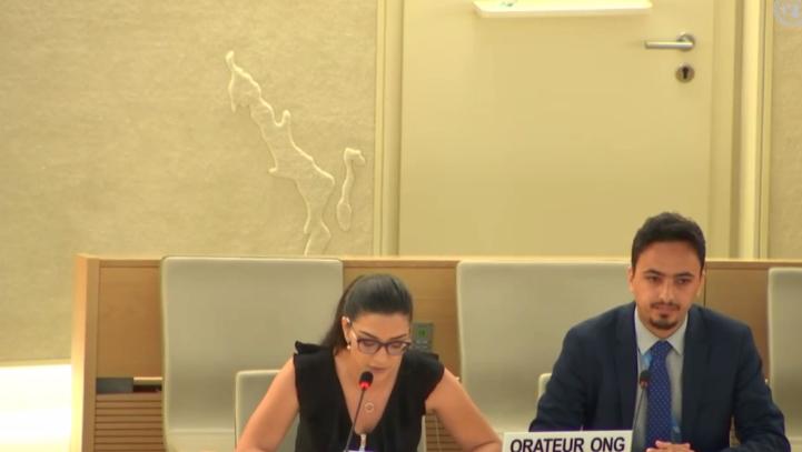 Au CDH : Euro-Med appelle UE à mettre fin à la persécution et aux campagnes anti-réfugiés