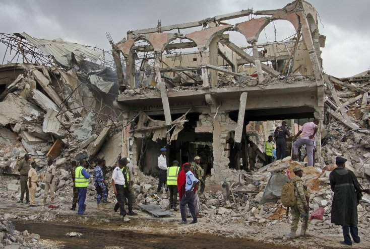 Somalia's attack is a horrific targeting and a mass murder
