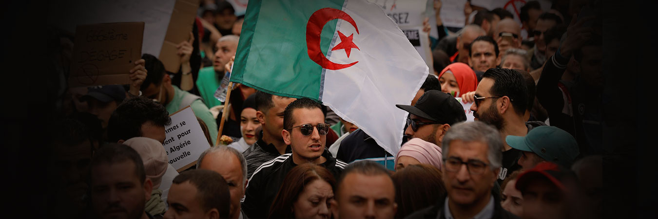 Arresting peaceful activists in Algeria is a blow to freedom of expression