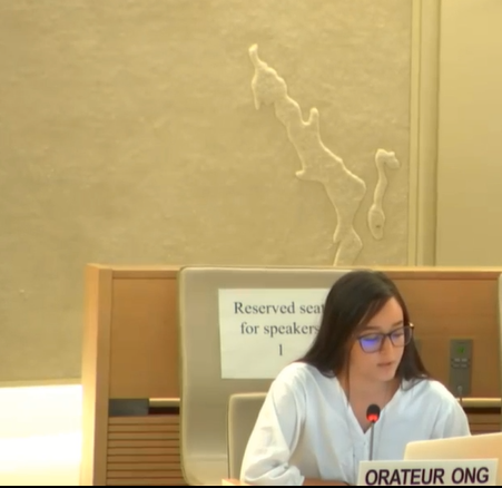 At UNHRC… Euro-Med and IRDG: Appalling enforced disappearances in Middle East