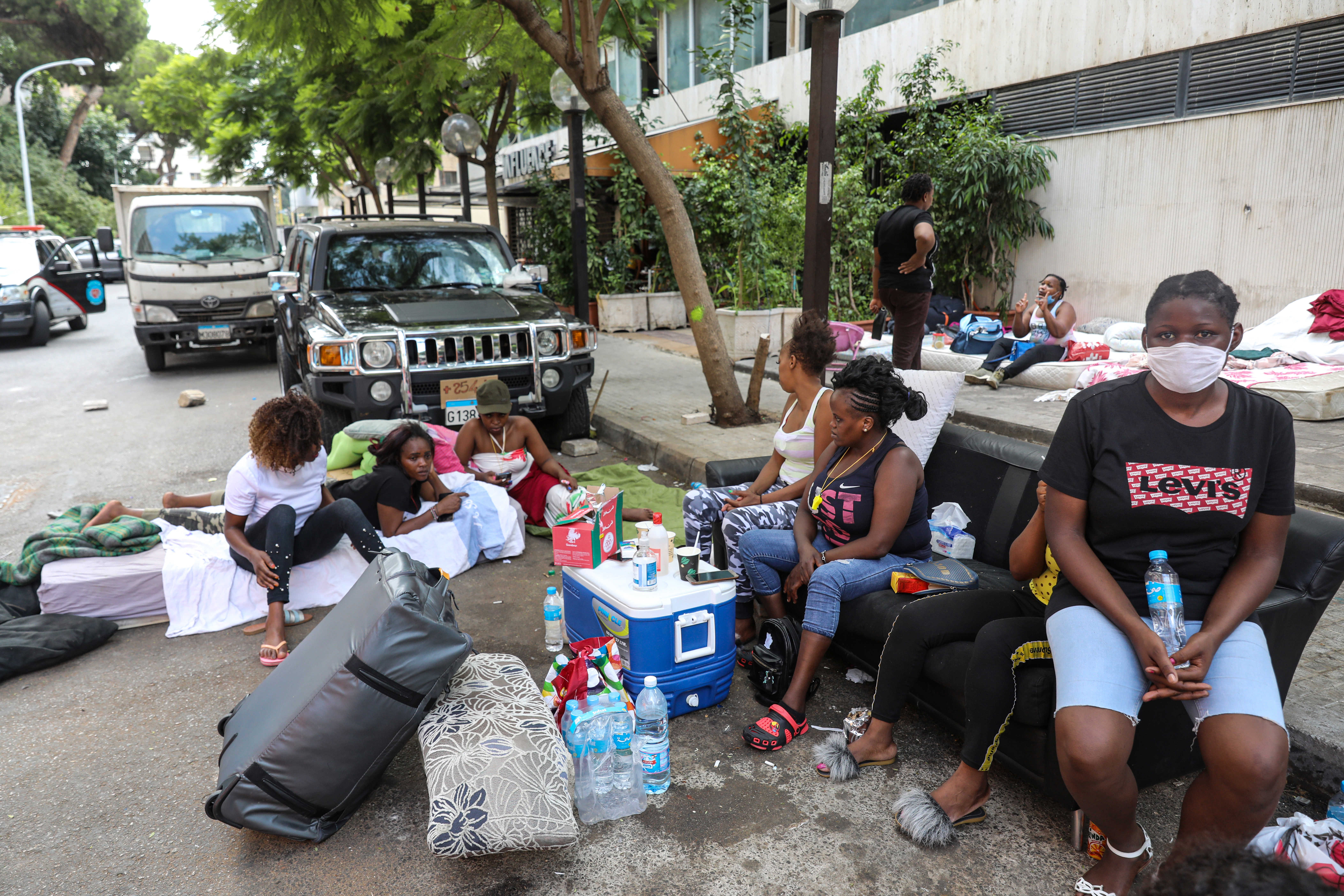 Lebanon: Insufficient laws plague foreign domestic female workers during COVID19