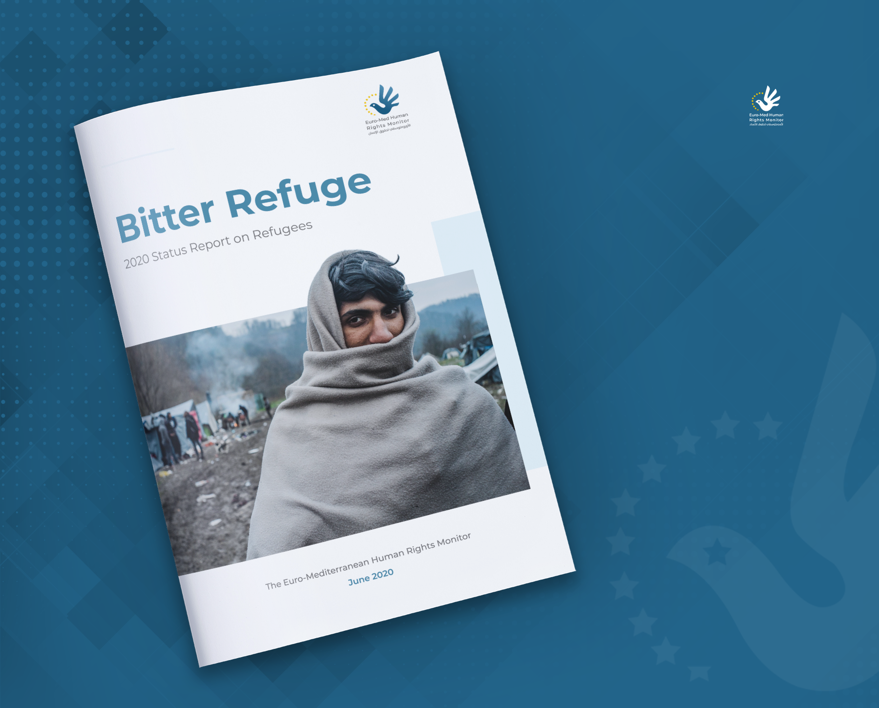Euro-Med Monitor report: Countries must share burden of refugees
