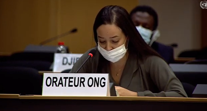 Euro-Med Monitor at UNHRC: Middle East prisons overcrowded with detainees during COVID-19 outbreak