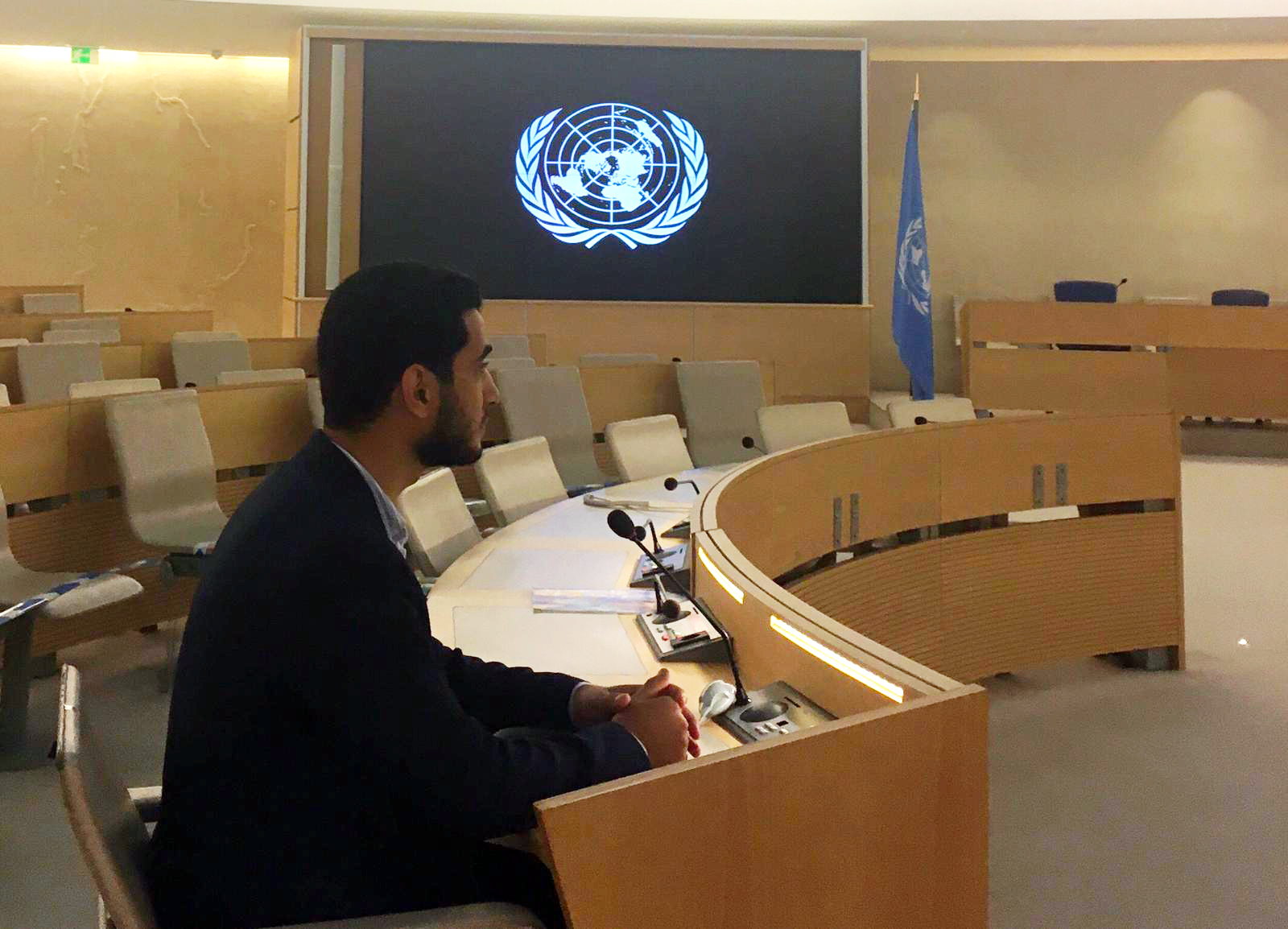 الأورومتوسطي يدعو أمام مجلس حقوق الإنسان لوقف حجب تطبيقات التراسل عبر الإنترنت في دول خليجية