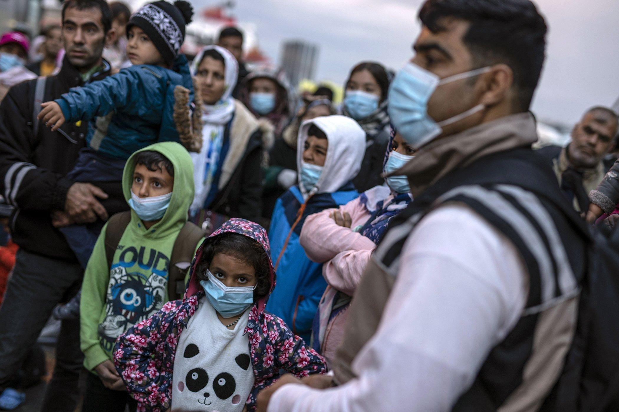 Euro-Med salue le ministre suédois des Migrations pour sa réponse positive aux revendications des demandeurs d'asile lors du Covid-19