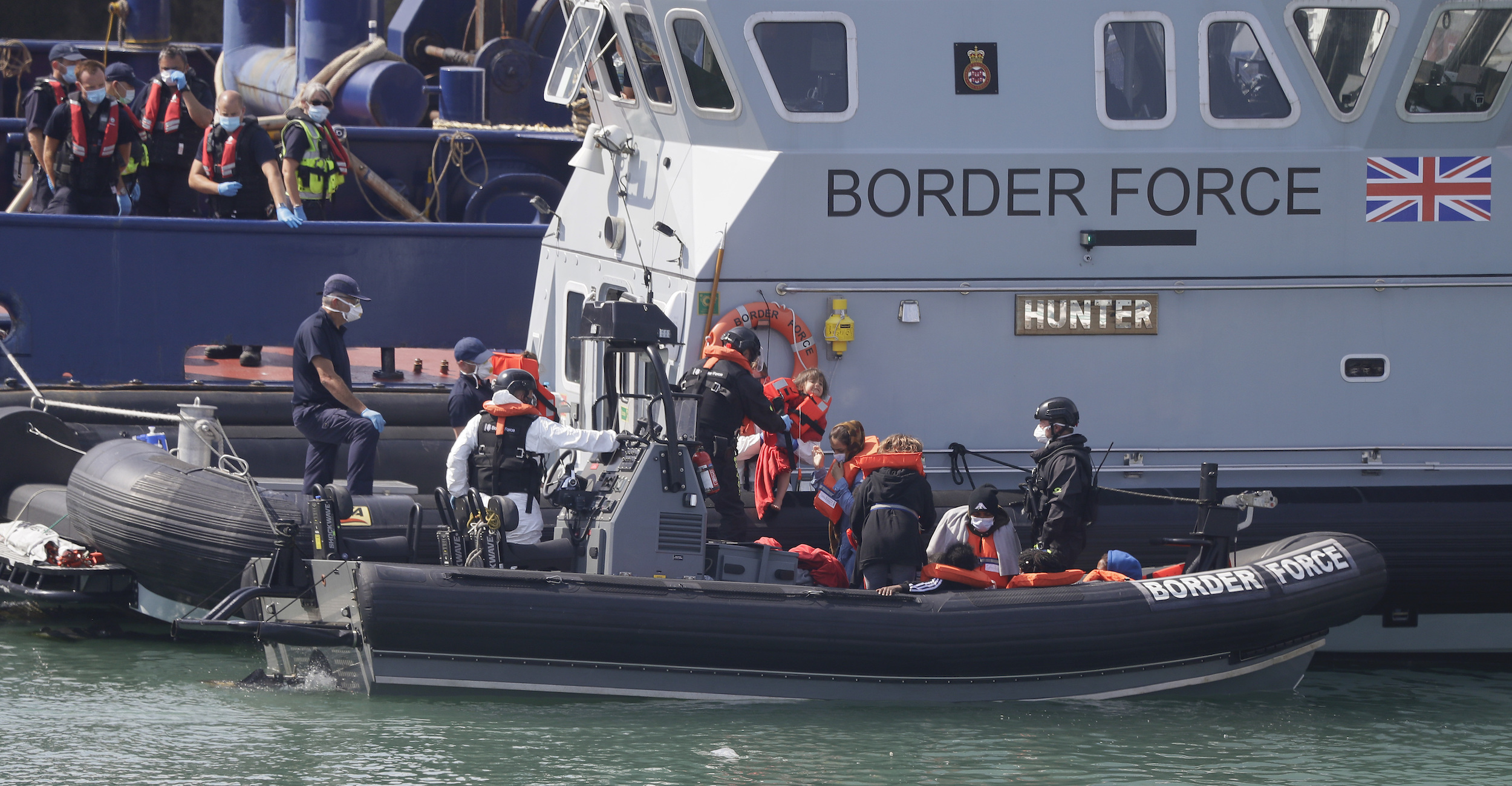 UK Should Immediately Halt All Plans to Militarize the English Channel to Stop Migrant Crossings