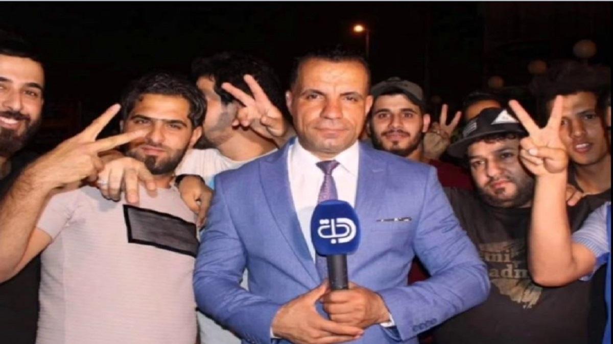 تصفية الصحافي عبد الصمد مسمار أخير في نعش حرية الصحافة في العراق