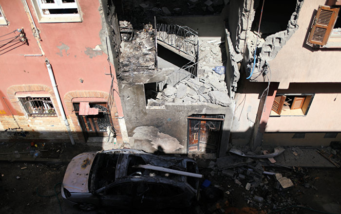 Raging Hell in Tripoli, Euro-Med Monitor report on the Indiscriminate Attacks on Civilians
