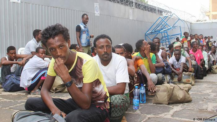 Rapport: Ras Al Ara ... la passerelle des demandeurs d'asile éthiopiens vers l'enfer