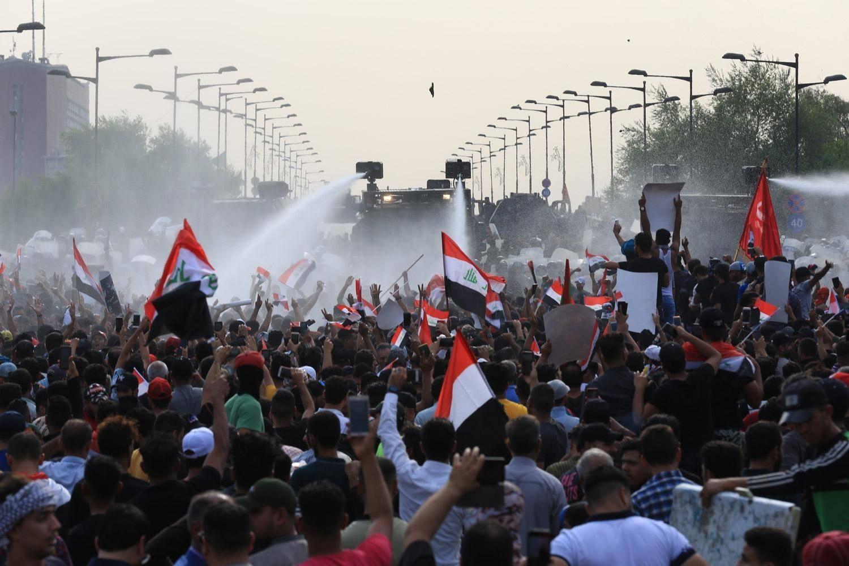 L'Irak : À l' occasion du premier anniversaire des manifestations, Euro-Med révèle les horribles témoignages de manifestants torturés