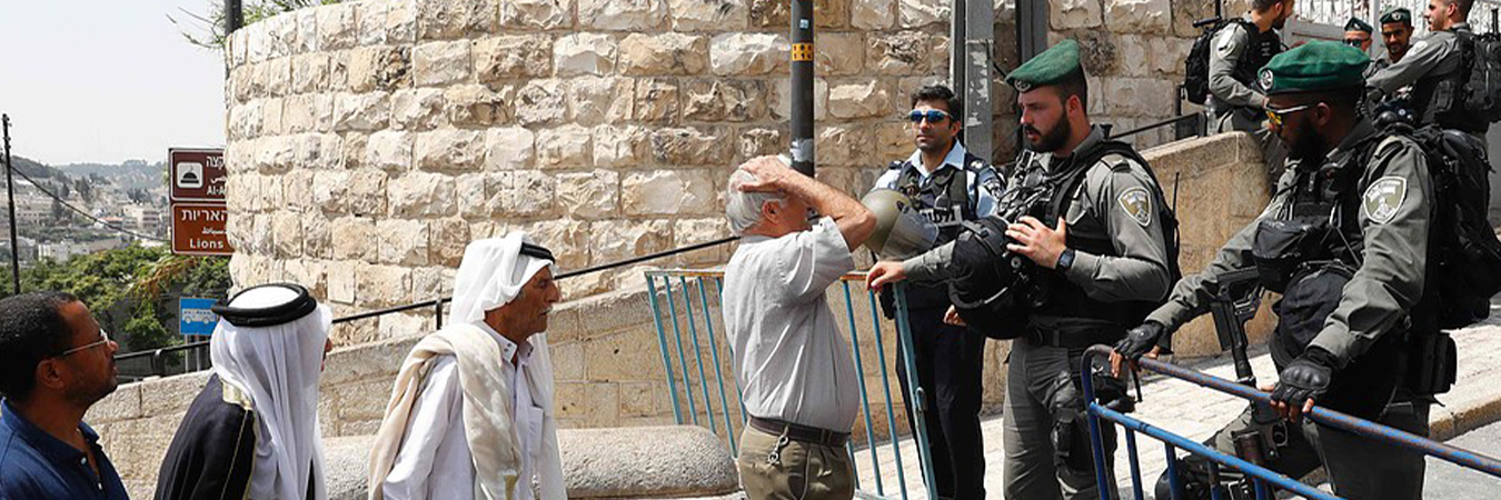 UAE investment in upgrading Israeli checkpoints only entrenches occupation