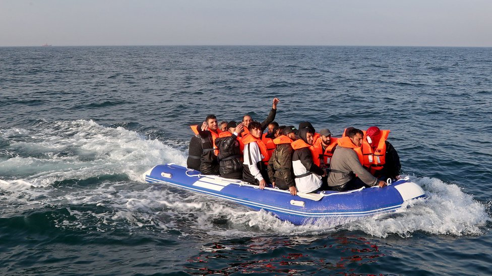 UK should halt inhumane treatment of sea migrants