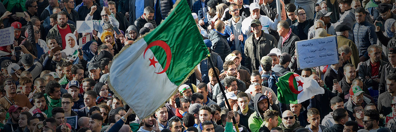 Algeria: Attacking student protests restricts freedoms