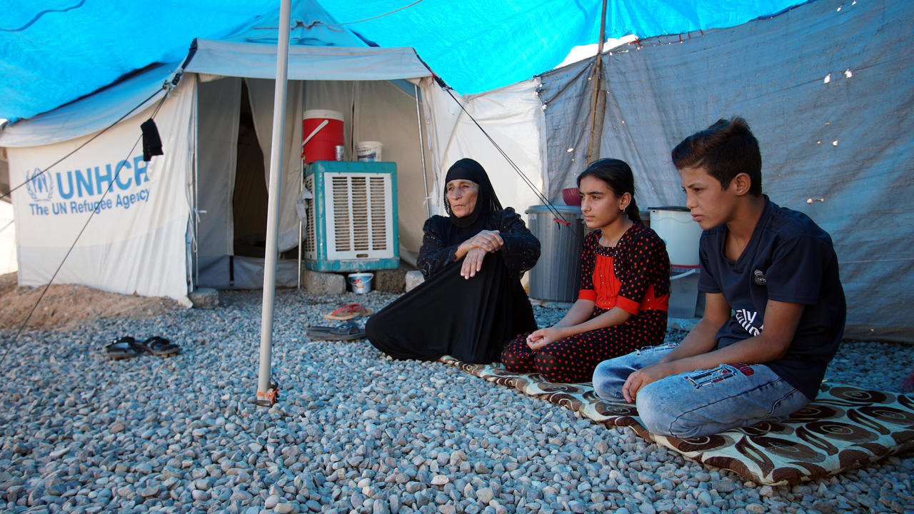 Iraq: Closing camps and repatriating the displaced will put their lives at risk
