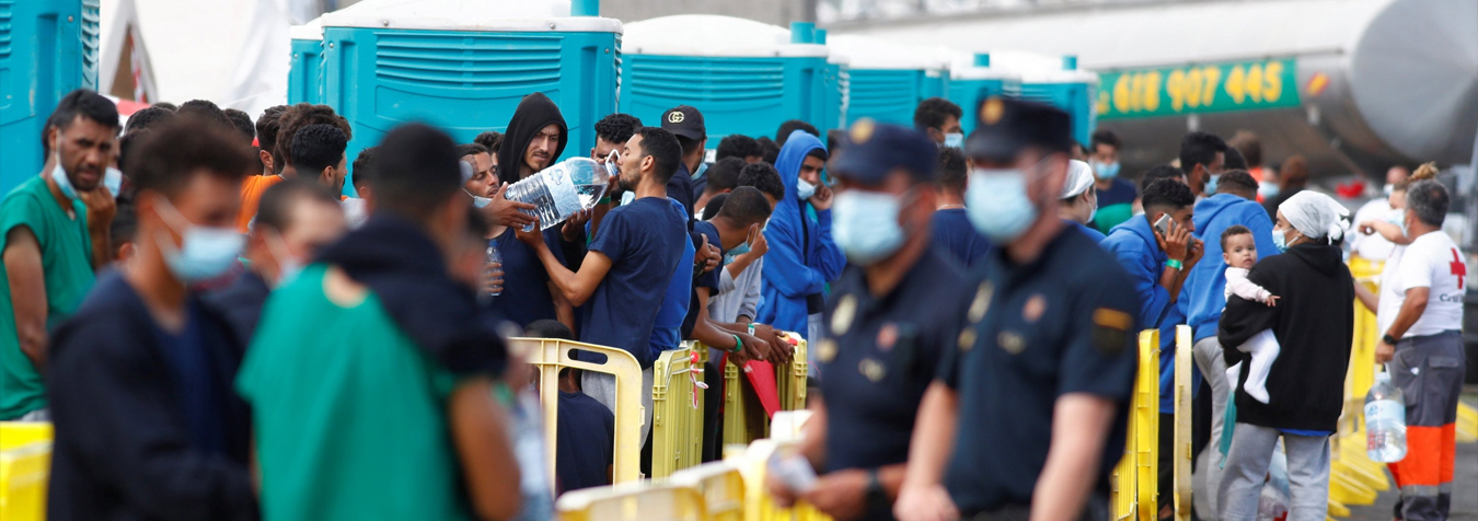 La détérioration de la situation des migrants aux îles Canaries nécessite une intervention immédiate de l'UE